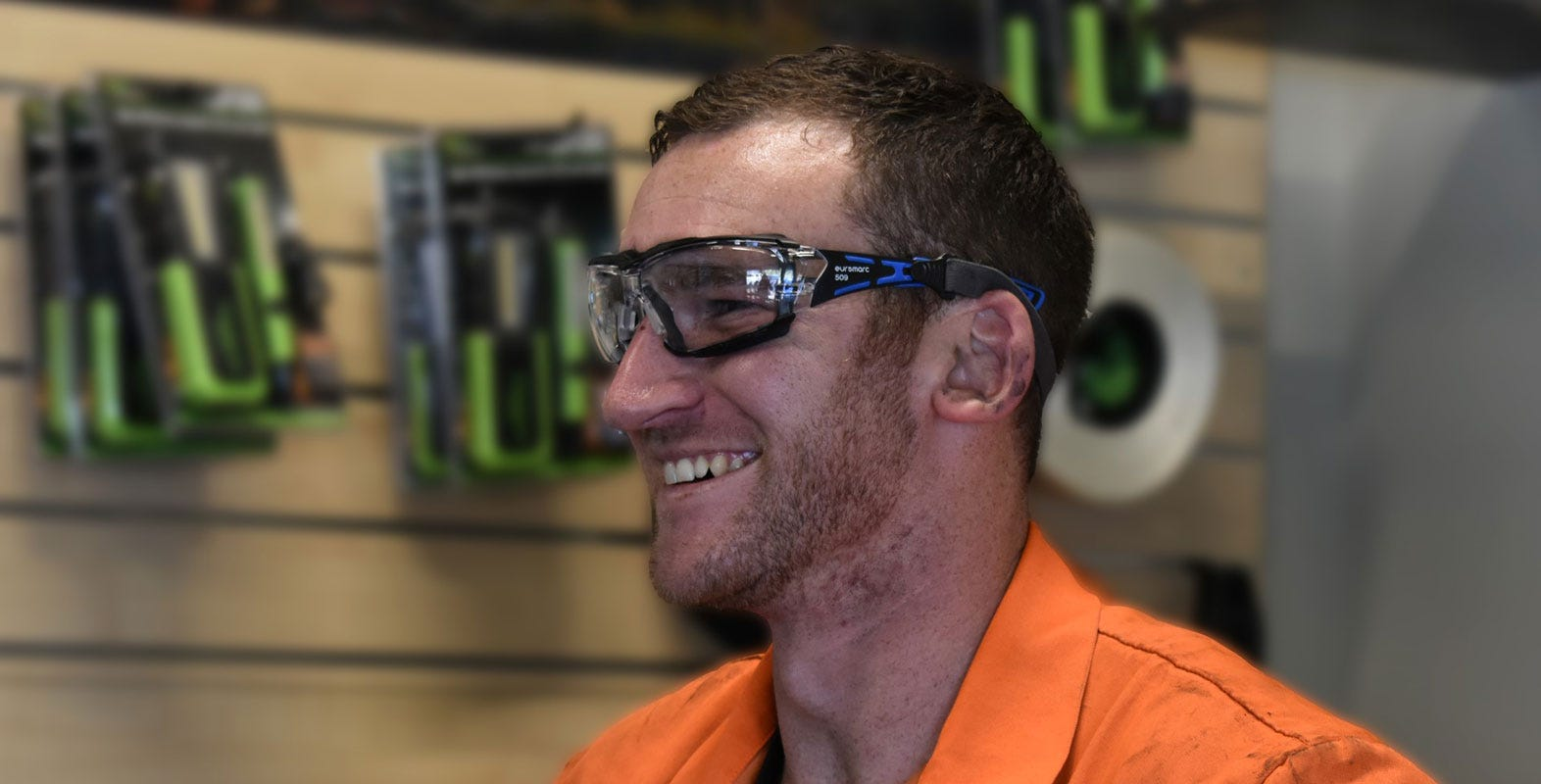 Safety Glasses 509 - the ultimate glasses you want to need