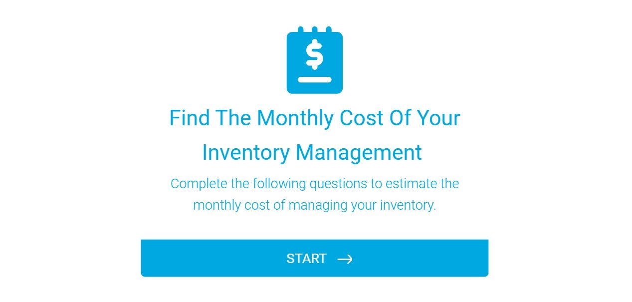 How To Estimate The True Cost Of Consumable Inventory Management