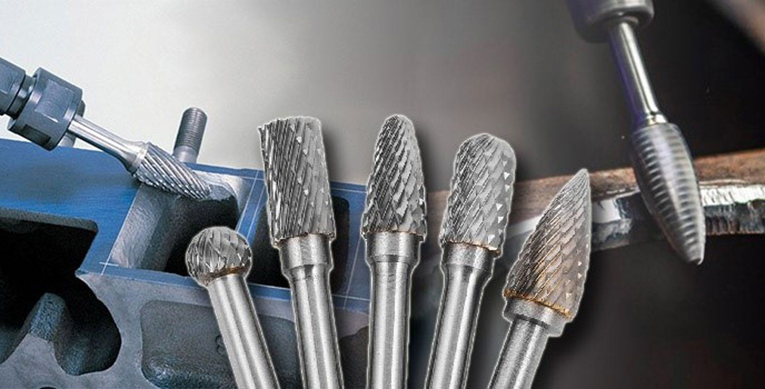 Your ultimate guide to rotary burrs for metal fabrication