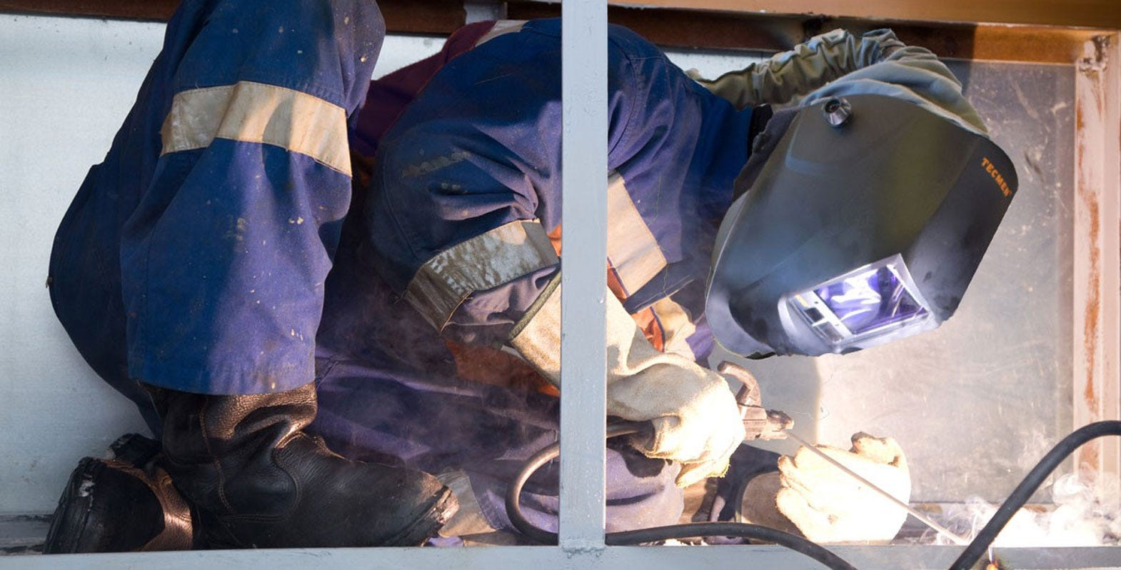 Best Practices For Welding In Confined Spaces