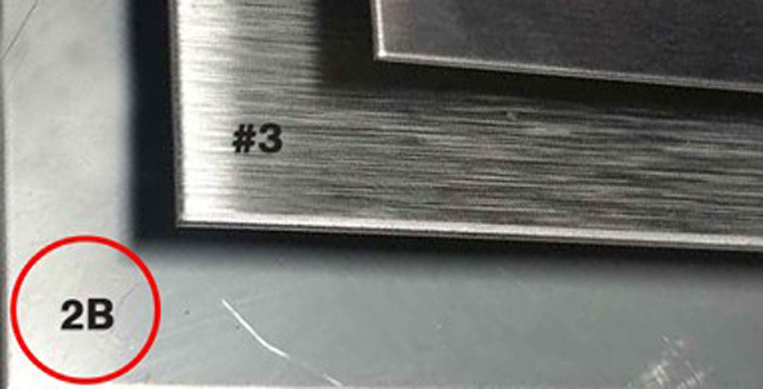 How to blend a weld to match a Stainless Steel 2B finish