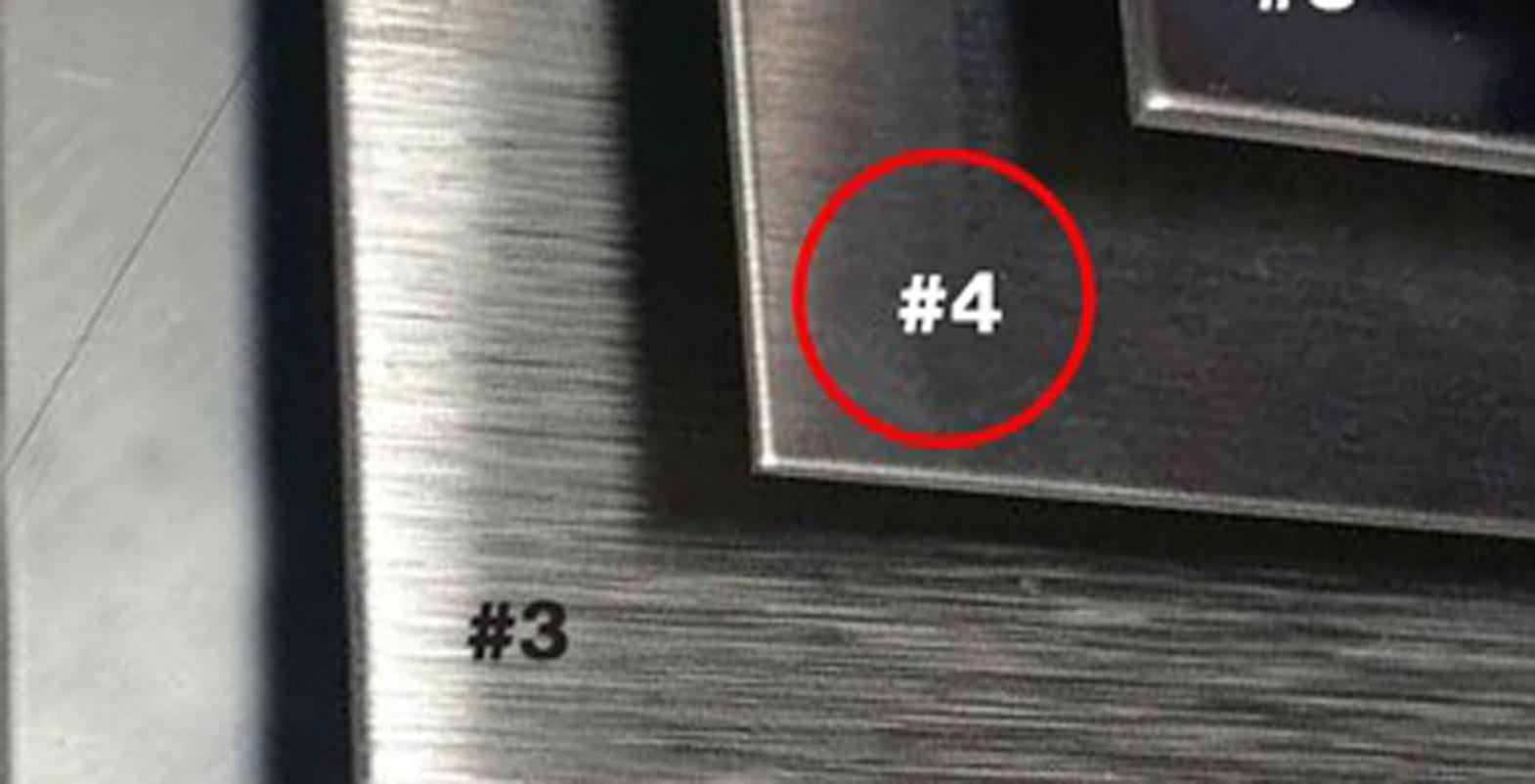 3 Steps to Match a Stainless Steel Satin (#4) Finish